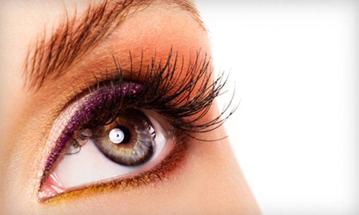 Paper Doll Beauty Bar - Clinton Hill: Cluster or Mink Lash Extensions or Mink Extensions with Touch-Up at Paper Doll Beauty Bar in Brooklyn (Up to 67% Off)