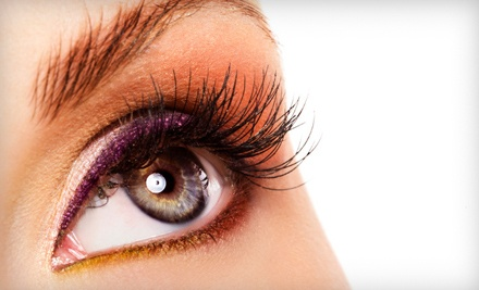 Cluster Eyelash Extensions (a $40 value) - Paper Doll Beauty Bar in Brooklyn