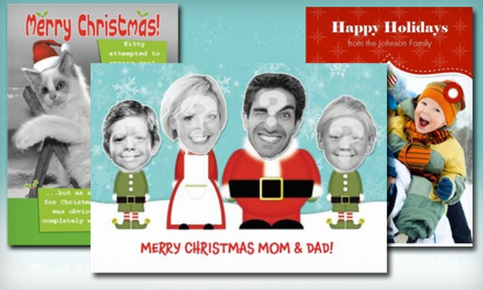 Moonpig.com: Personalized Greeting Cards from Moonpig.com (Up to 60% Off). Two Options Available.