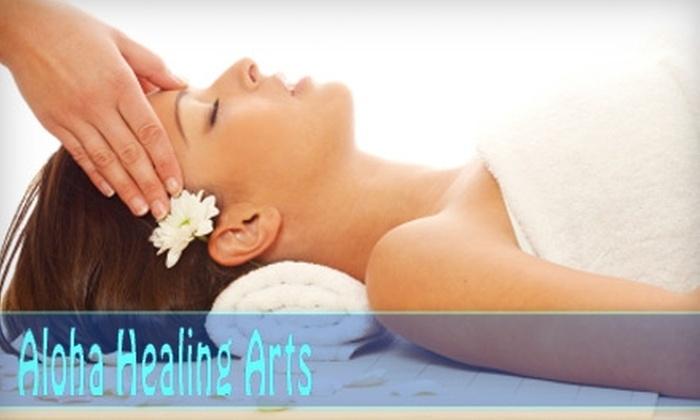 Aloha Healing Arts - Waikiki: $40 for a One-Hour Massage at Aloha Healing Arts ($85 Value)