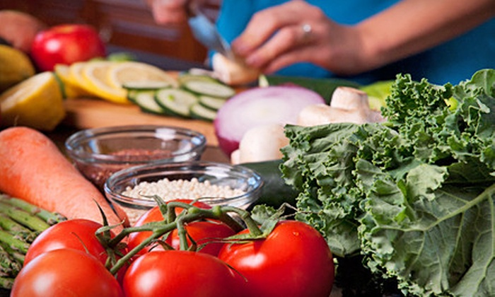 Fresh Chef Detroit - Ferndale: $249 for an In-Home Cooking Class for Up to 10 from Fresh Chef Detroit (Up to $550 Value)