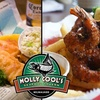 Half Off Seafood at Molly Cool's