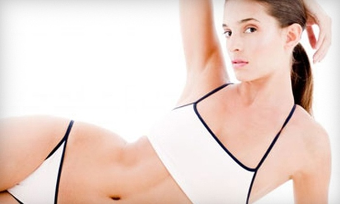 The Laser Image - Encino: $149 for Laser Hair-Removal Treatments at The Laser Image in Tarzana (Up to $900 Value)