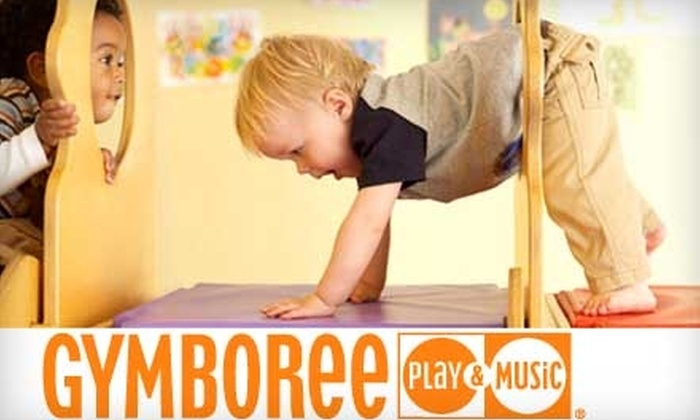 Gymboree Play & Music - Bells Corners Commercial - Bells Corners East: $39 for a One-Month Membership and No Initiation Fee at Gymboree Play & Music