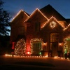 Up to 57% Off Holiday Light Setup and Removal