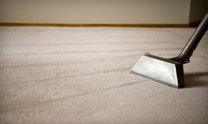 Sky High Cleaning - Ottawa: $49 for Carpet Cleaning for Three Rooms from Sky High Cleaning ($145 Value)