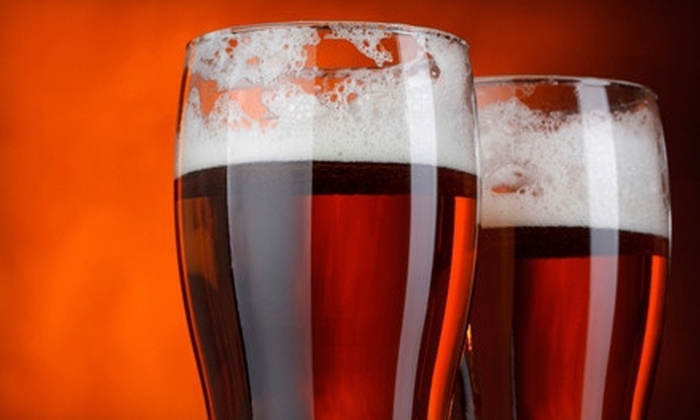 Brew - Waterford Towers: Beer and Mixed Drinks for Two or Four at Brew (Up to 68% Off)