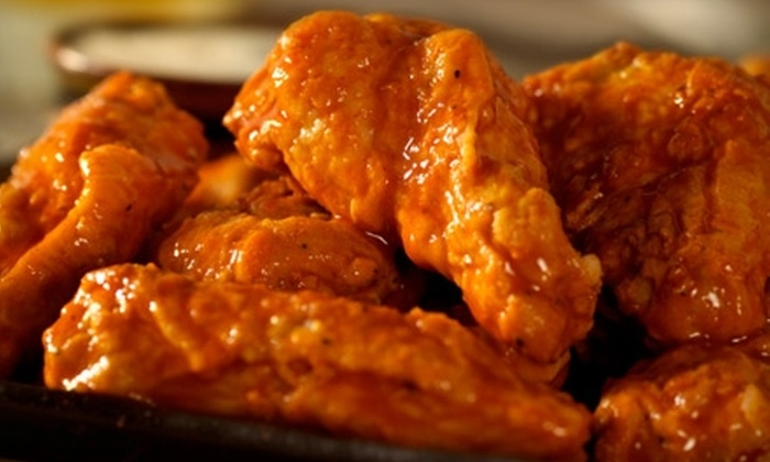 Burgers Dogs Wings - Albuquerque: $7 for $15 Worth of American Fare at Burgers Dogs Wings