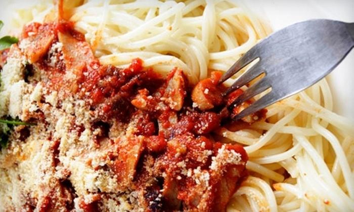 Raffi's Restaurant - Evansville: $15 for $30 Worth of Italian Fare and Drinks at Raffi's Restaurant