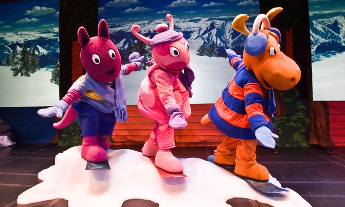 Koba's Great Big Show Live! - Royal Theatre: Koba's Great Big Show Live! feat. The Backyardigans, Max and Ruby, Franklin the Turtle, and Mike the Knight