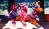 Koba's Great Big Show Live! - Conexus Arts Centre: Koba's Great Big Show Live! feat. The Backyardigans, Max and Ruby, Franklin the Turtle, and Mike the Knight on January 31 at 1 p.m.