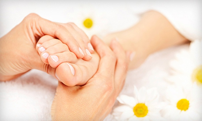 Lan Foot Spa - North Bethesda: One or Two Acupressure-and-Reflexology Treatments at Lan Foot Spa (51% Off)