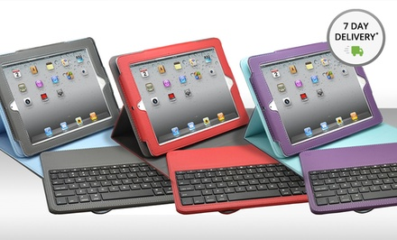 Aduro Facio Case with Bluetooth Keyboard. Multiple Colors and Sizes Available from $29.99–$34.99. Free Returns.