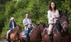 Red Buffalo Ranch - Collegeville: Two-Hour Guided Horseback Trail Ride for One or Two from The Red Buffalo Ranch (Up to 51% Off)