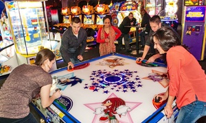 48% Off Arcade Fun Card at CJ Barrymore's at CJ Barrymore's, plus 6.0% Cash Back from Ebates.