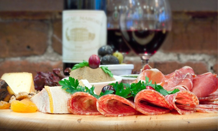 Village Wines - Woodinville: $20 for $40 Worth of Wine, Tapas, and Global Food at Village Wines