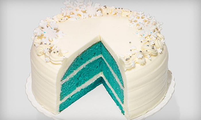 Cupcakes by Carousel - Montclair: $10 for $20 Worth of Cupcakes, Cakes, and More at Cupcakes by Carousel