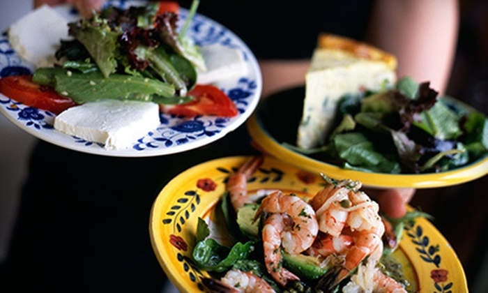 Krave - Glenwood South: $20 for a Choice of Three Modern American Small Plates at Krave (Up to $42 Value)