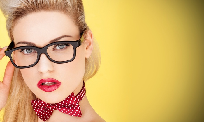 Westwood & Montrose Eye Center Optometric Corp. - Multiple Locations: Eyewear or Contacts Package with Exam and Basic Frames at Westwood & Montrose Eye Center Optometric Corp. (Up to 88% Off)