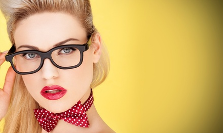 Eyewear or Contacts Package with Exam and Basic Frames at Westwood & Montrose Eye Center Optometric Corp. (Up to 88% Off)