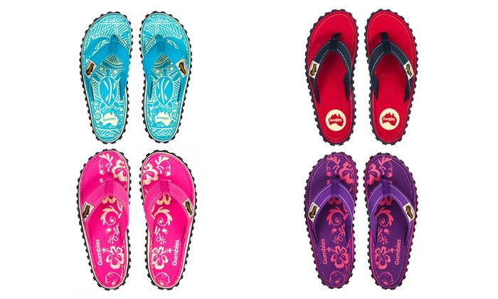 61703c225965a2 Gumbies Flip Flops (50% Off)