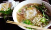 PHO LOTUS - Chino: Vietnamese Cuisine at Pho Lotus (Up to 52% Off). Two Options Available.