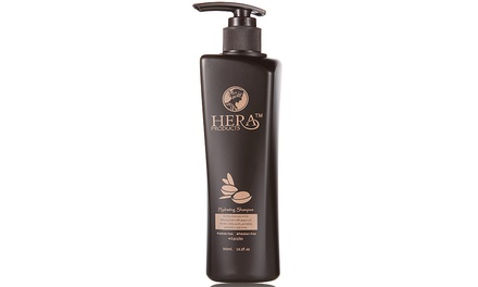 Hera Sulfate- and Paraben-Free Hydrating Shampoo with Argan Oil (10.2 Fl. Oz.)
