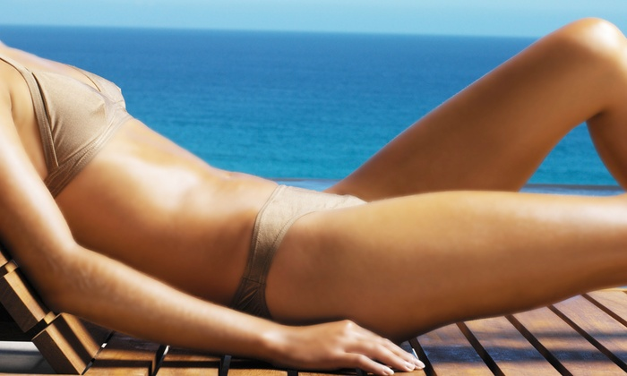 Texsun Tan & Spa - Main - Davis: One or Three Spray Tans at Texsun Tan & Spa (Up to 57% Off)