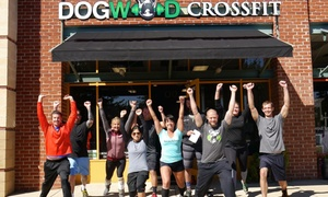 Dogwood Crossfit: Four Weeks of Unlimited CrossFit Classes at Dogwood CrossFit (70% Off)