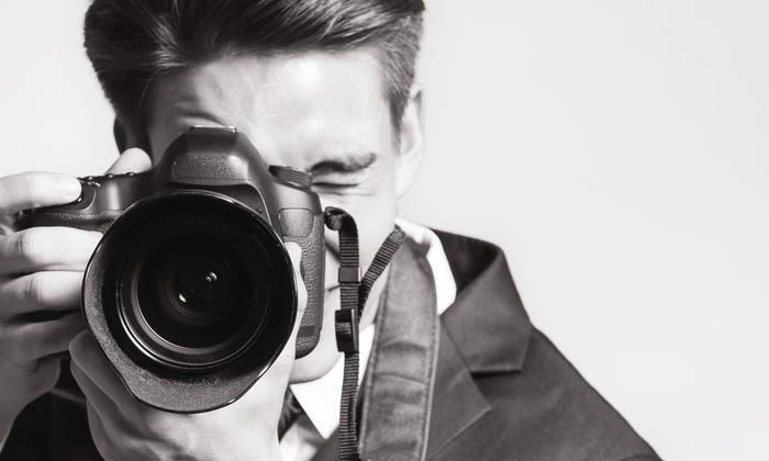 Jill Wilson Photography Llc - Mentor: 60-Minute Studio Photo Shoot from Jill Wilson Photography LLC (75% Off)