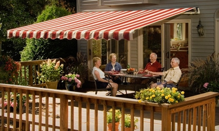 SunSetter Products LP 99 For 600 Toward The Purchase Of A Awning