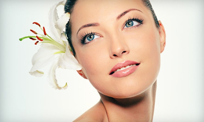 Maggie Wallum Skincare at MillionHair Salon - Amherst: One, Three, or Six European Facials from Maggie Wallum Skincare at MillionHair Salon in Williamsville (Up to 60% Off)