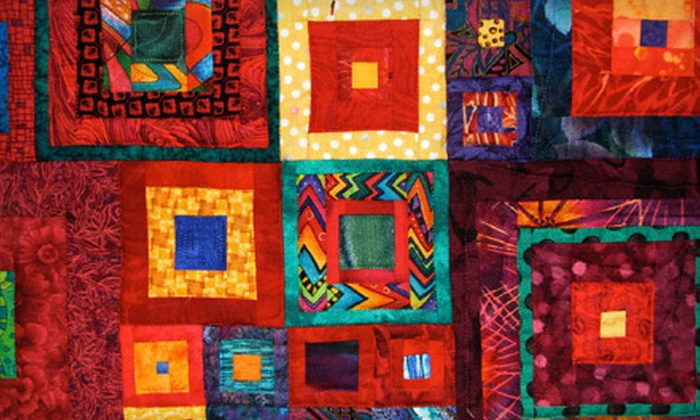 The Quilting Bee Oob In Chesapeake Virginia Groupon