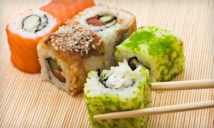 Katana Sushi - Parole: $12 for $25 Worth of Sushi and Asian Fare at Katana Sushi in Annapolis