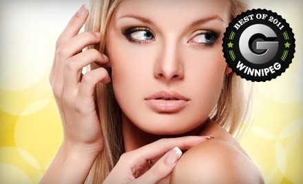 10 Units of Botox and 1 Microdermabrasion (a $295 value) - Dr. Minuk's SkinClinic & Laser Centre in Winnipeg