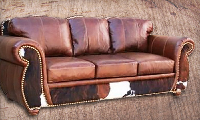 Laura Roberts Interiors - Clovis: $50 for $200 Toward Rustic Furniture at Laura Roberts Interiors