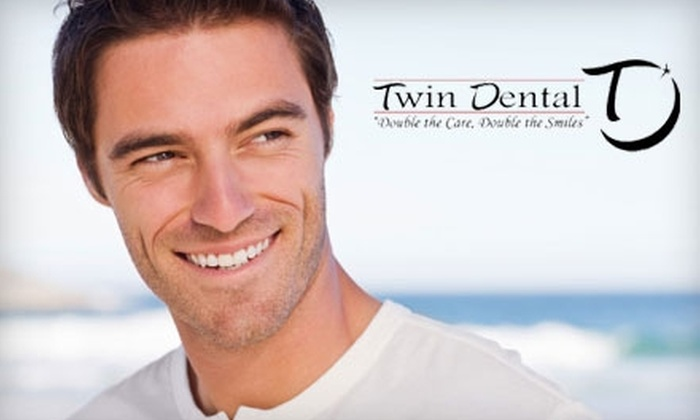 Twin Dental - Forest Park: $60 for a Cleaning, Exam, and X-Rays at Twin Dental ($343 Value)