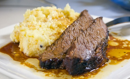 Catered Lunch or Dinner Party for 4 People - The Maple Tree Cafe in Las Vegas