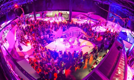 Spirits & Skeletons Mixer on Friday, October 31 at Houston Museum of Natural Science (46% Off)