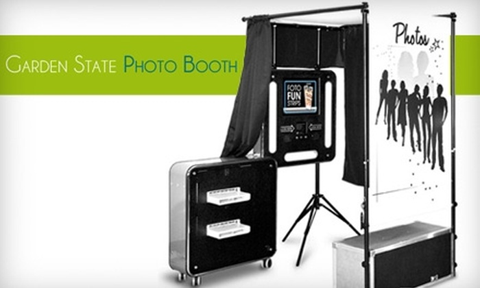 Garden State Photo Studio - North Jersey: $600 for a Three-Hour Photo-Booth Rental from Garden State Photo Studio ($1,200 Value)
