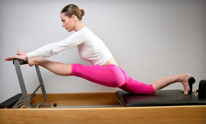 Moving Strength - Yorkville: Three or Five Pilates Reformer Classes at Moving Strength (Up to 63% Off)