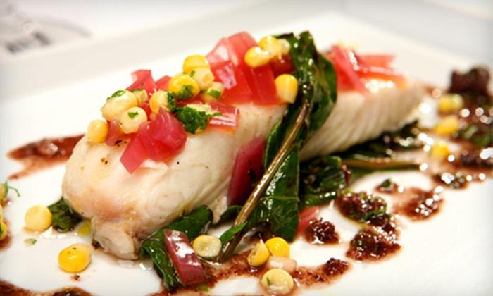 Oceanique - Evanston: $40 for Chef's Five-Course Seafood Tasting Menu at Oceanique in Evanston ($80 Value)