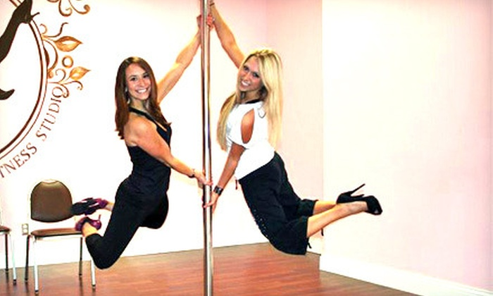 FitChix Fitness Studio - Multiple Locations: Three Sexy Fitness Classes or Four Weeks of Booty Camp Classes at FitChix Fitness Studio (Up to 58% Off)