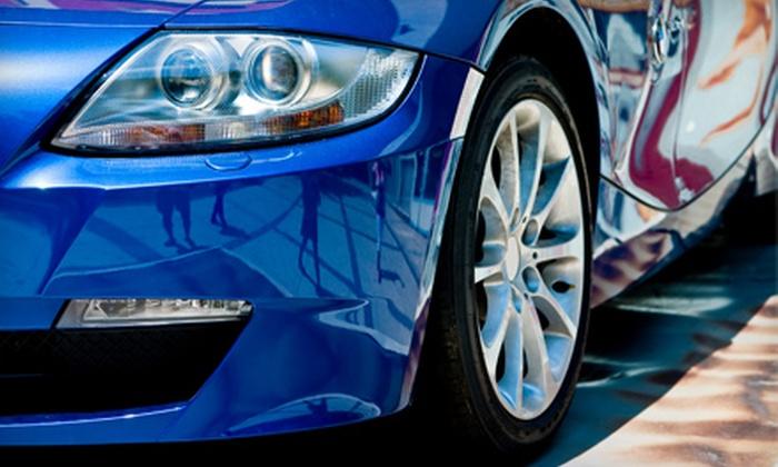 Livingston Car Wash - Upper Vailsburg: $50 for Five Full-Service Silver Car Washes at Livingston Car Wash ($110 Value).