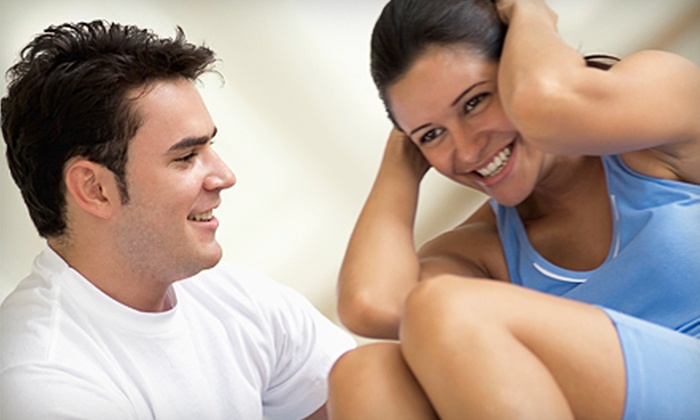 Ten X Club - Multiple Locations: Basic or Deluxe Fitness Package at Ten X Club