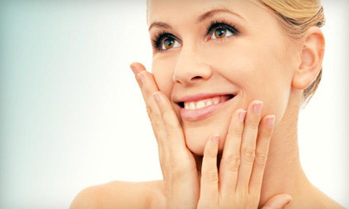 Tru Salon - Tulsa: One or Three Body Wraps with Facials at Tru Salon (Up to 72% Off)