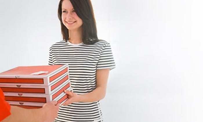 Allmenus.com and Campusfood.com: $10 for $20 Worth of Delivery Fare from Allmenus.com or Campusfood.com