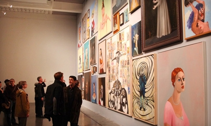 New Museum - Bowery: One-Year Membership to the New Museum. Four Options Available.