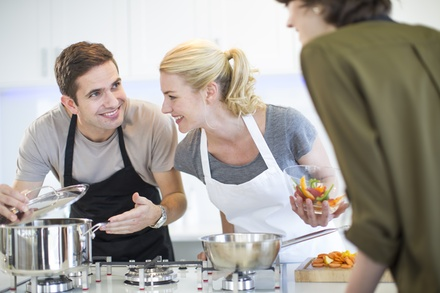 $19 for $35 Worth of Cooking Classes  Green Lotus Studios