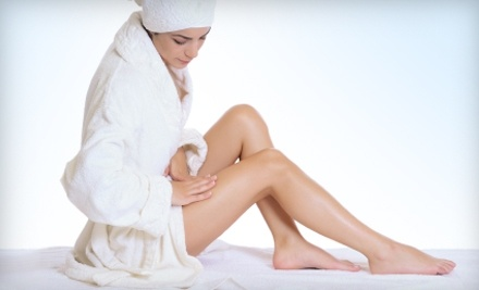 MDS Medical Spa and Laser Center: 3 Treatments on the Male Chest and Abdomen, or Half-Leg Including Knees - MDS Medical Spa and Laser Center in Woodland Hills